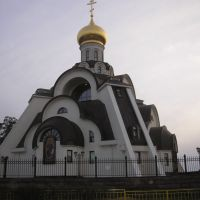 Церковь иконы Божией матери «Неопалимая купина» в Сосновом Бору, Сосновый Бор