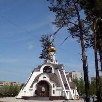 Church, Сосновый Бор