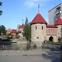 Andersengrad, Сосновый Бор
