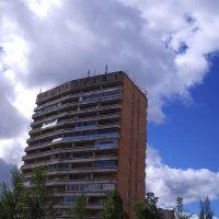 14-этажка, Сосновый Бор