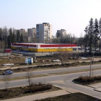 Molodegnaj 6. SBOR., Сосновый Бор