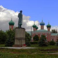 Ленин храм, Тихвин