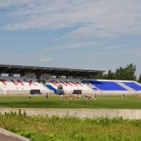 Стадион Тихвин, Тихвин