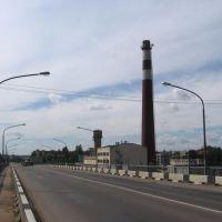 Тосненский мост, Тосно