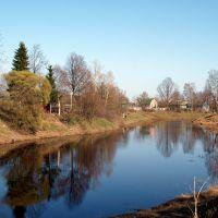 река Тосно, Тосно