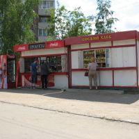 Ларьки, Тосно