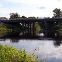 Мост через р. Тосна, Тосно