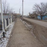 улица Красный Боец, Александров Гай
