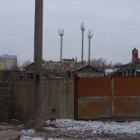 улица Глухова вид на пту31, Александров Гай