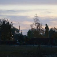 Мемориал, Александров Гай