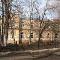 120-летний административный корпус ЦРБ, Аркадак