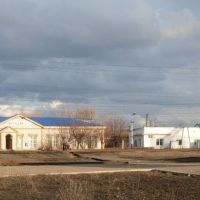 Панорама вокзала, Аркадак