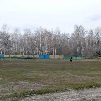 Тренировка на стадионе, Аркадак