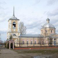 Церковь Преображения Господня. Центральный вход, Аркадак