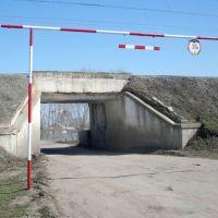 Подъездный мост, Аркадак