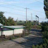 Начало улицы Каплунова, Аркадак