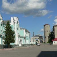 ж.д. вокзал станция Аткарск, Аткарск