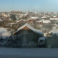 Вид на город, Аткарск