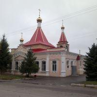 Аткарск, церковь, Аткарск