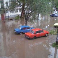 """Последствия урагана """"Айк"""" в Балаково  :), Балаково"""