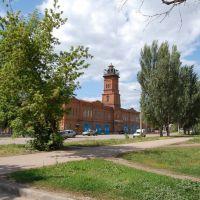 Пожарка. Фото с www.fotobalakovo.ru, Балаково
