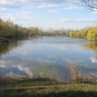 озеро в ж/г, Балаково