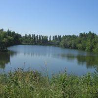 озеро в б/г, Балаково