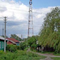 Проезд Луначарского., Балашов
