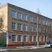 Школа №1, Балашов