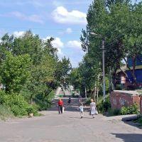 Спуск к Старому мосту, Балашов