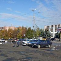 Центральная площадь., Балашов