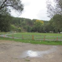 Стадион, Балтай