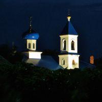 Подсветка храма, Возрождение