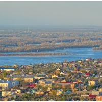 Разлив на Волге, Вольск