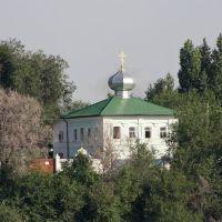 храм в Воскресенском, Воскресенское