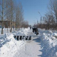 Центральная улица., Горный