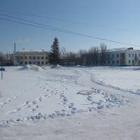 Площадь., Горный