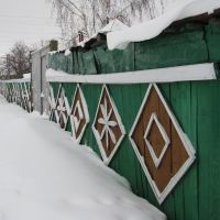 Забор, Екатериновка