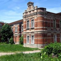 старый немецкий дом, Ершов