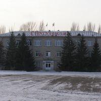 Администрация города Ершова, Ершов