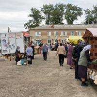 На рынке, Ивантеевка