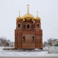 Будущий храм, Ивантеевка