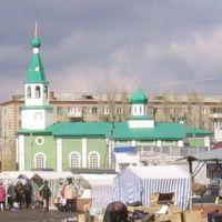 Церковь, Красный Кут