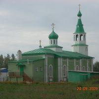 Церковь в Кр.Куте, Красный Кут