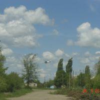 улица Саратовская и улица Рабочая, Красный Кут