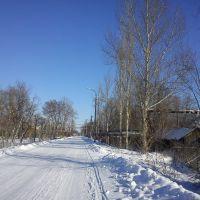 Ноябрьский снег., Красный Кут