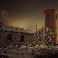Ночь в училище, Красный Кут