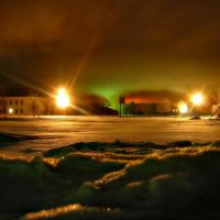 Ночной туман, Красный Кут