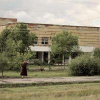 ДК до реставрации. Весна 2011, Красный Кут