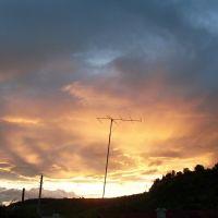 Закат над Лысыми Горами., Лысые Горы